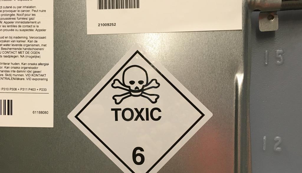 Industrie und Chemie_Toxic